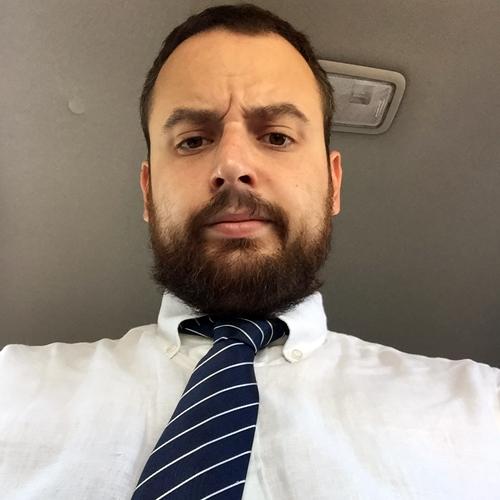 Niccolò Cavallero - Geico Lender